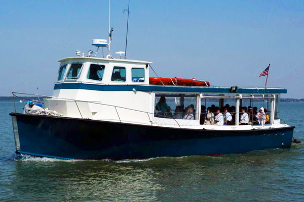 Meet Our Newest Boat, Jacob's Run