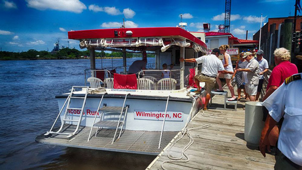 8 Reasons To Climb Aboard For A $10 Sightseeing Cruise On The Cape Fear River
